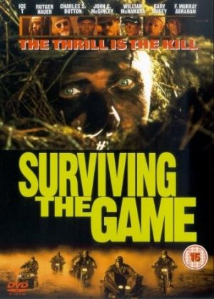 Surviving the Game 339x475