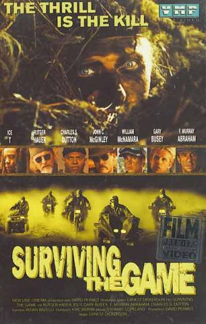 Surviving the Game 400x629