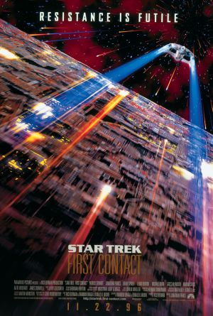 Star Trek: First Contact 2024x3000