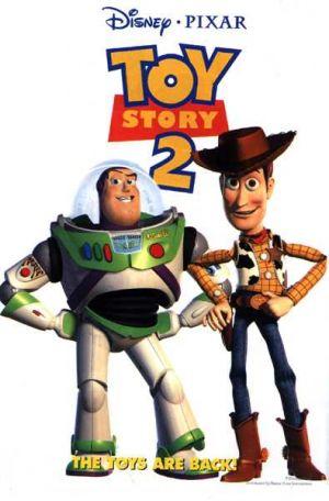 Toy Story 2 395x600