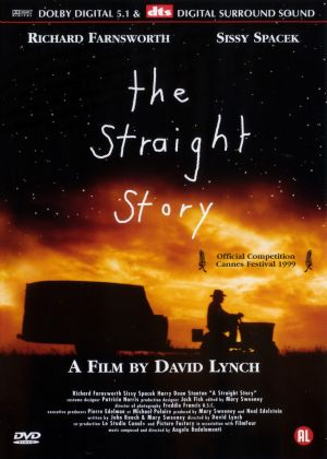 The Straight Story Cover