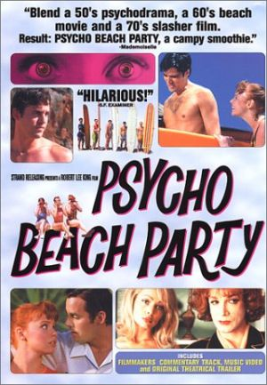 Psycho Beach Party 329x475