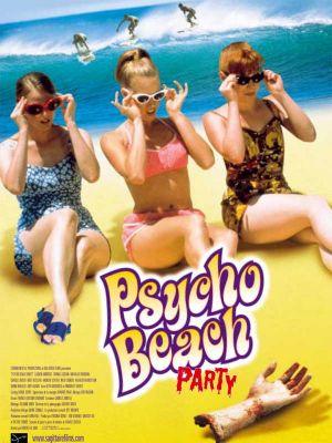 Psycho Beach Party 600x800
