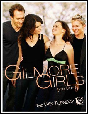 Gilmore Girls 591x762