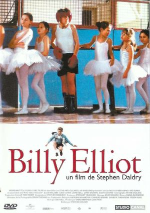 Billy Elliot Dvd cover