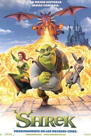 Shrek - Der tollkühne Held 340x503