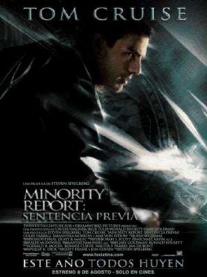 Minority Report 347x464