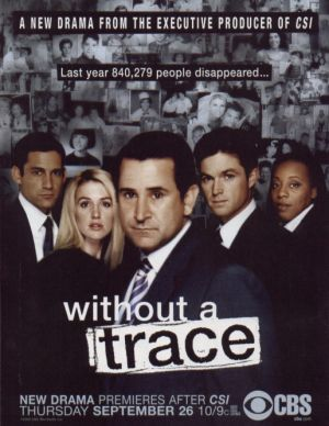 Without a Trace 516x667