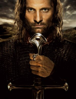 The Lord of the Rings: The Return of the King Key art
