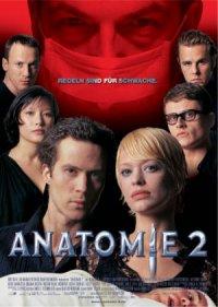 Anatomie 2 poster