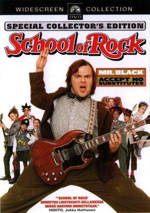 The School of Rock 705x1000