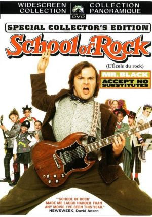 The School of Rock Cover