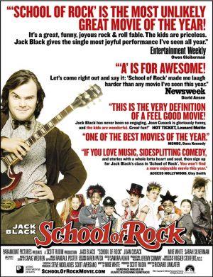 The School of Rock 680x885