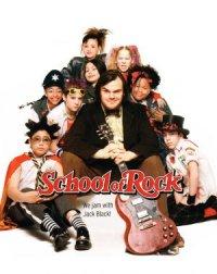 The School of Rock poster