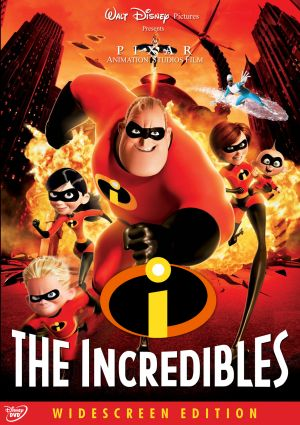 The Incredibles 1129x1600