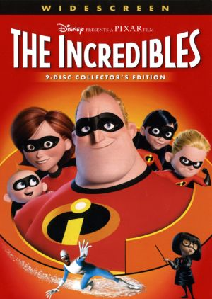 The Incredibles 1511x2125