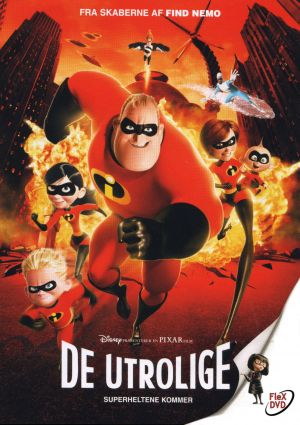 The Incredibles 1532x2171