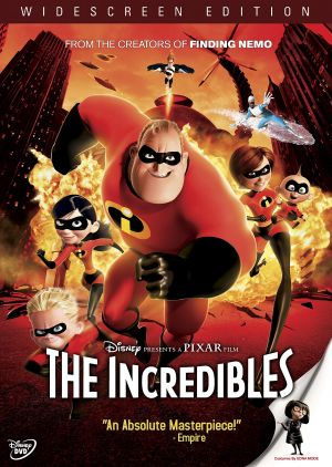 The Incredibles 1535x2158