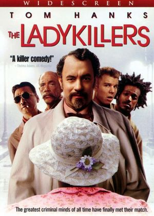 The Ladykillers Dvd cover