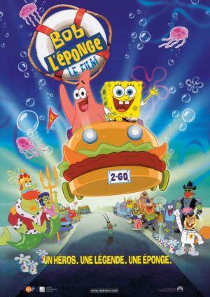 The SpongeBob SquarePants Movie 551x780