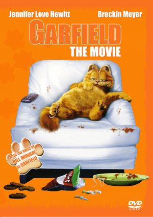 Garfield Dvd cover