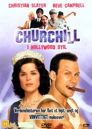Churchill Dvd cover