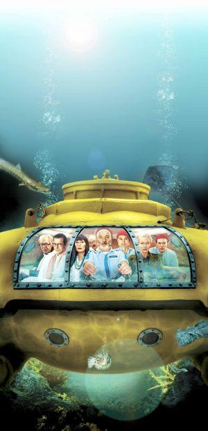 The Life Aquatic with Steve Zissou 2325x4800