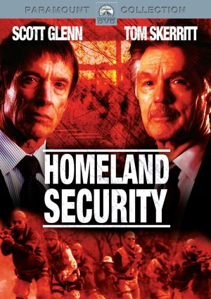 Homeland Security Dvd cover