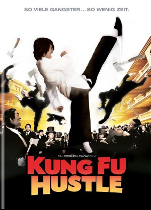 Kung fu Dvd cover