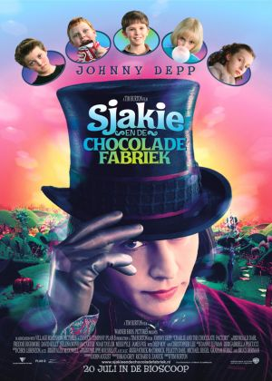 Charlie and the Chocolate Factory 602x843