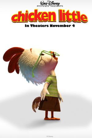 Chicken Little 402x600
