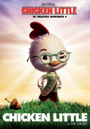 Chicken Little 700x1000