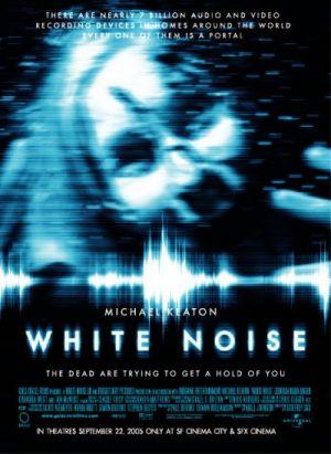 White Noise - Schreie aus dem Jenseits 400x548