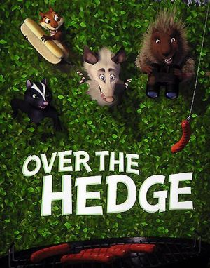 Over the Hedge 420x535