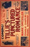 Tillie's Punctured Romance Poster