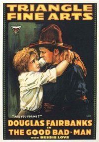 The Good Bad Man poster