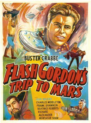 Flash Gordon's Trip to Mars 1115x1500