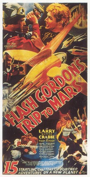 Flash Gordon's Trip to Mars Poster