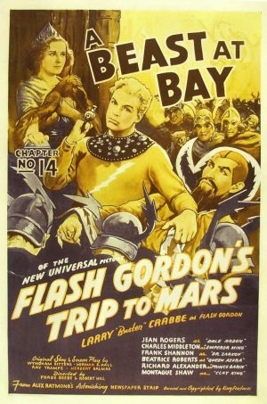 Flash Gordon's Trip to Mars 1030x1555