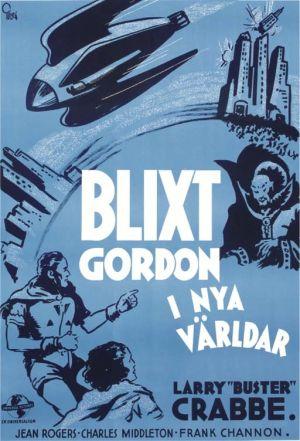 Flash Gordon's Trip to Mars 512x752