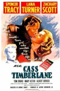 Cass Timberlane poster