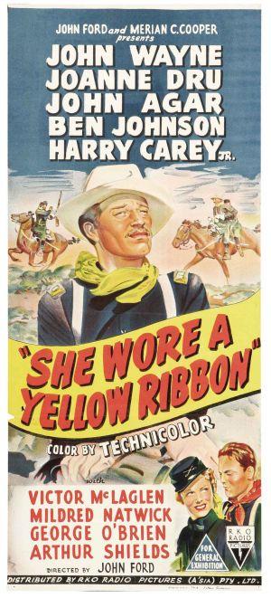 She Wore a Yellow Ribbon 1134x2500