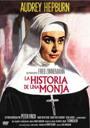 The Nun's Story Dvd cover