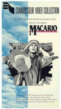 Macario poster