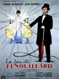 La famille Fenouillard poster