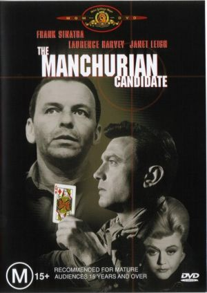 The Manchurian Candidate 707x1000