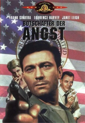The Manchurian Candidate 695x1000