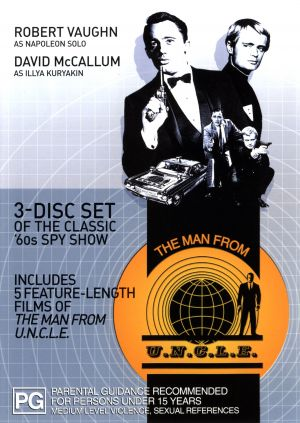 The Man from U.N.C.L.E. 1540x2171