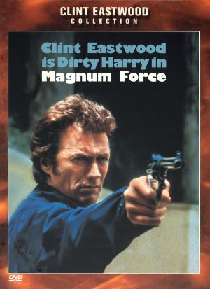 Magnum Force Dvd cover