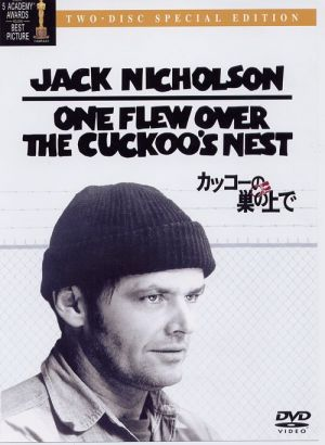 One Flew Over the Cuckoo's Nest 500x684